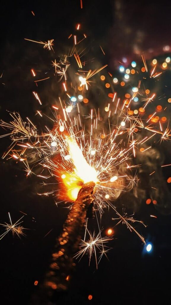 what are diwali crackers