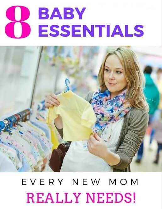 8 Essential Things that Every New Mother Needs